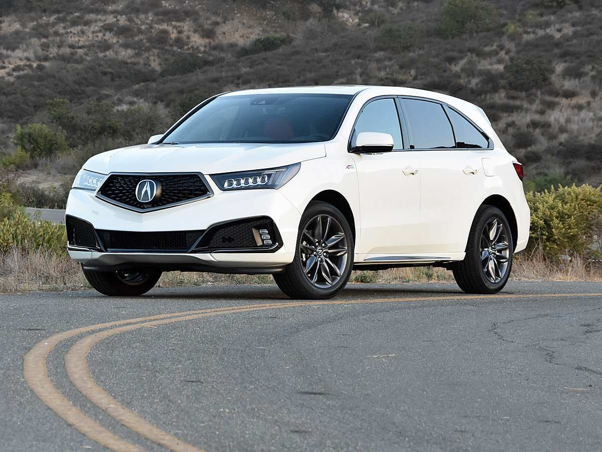 62 New New Acura Rdx 2019 Option Packages Review And Specs Release with New Acura Rdx 2019 Option Packages Review And Specs