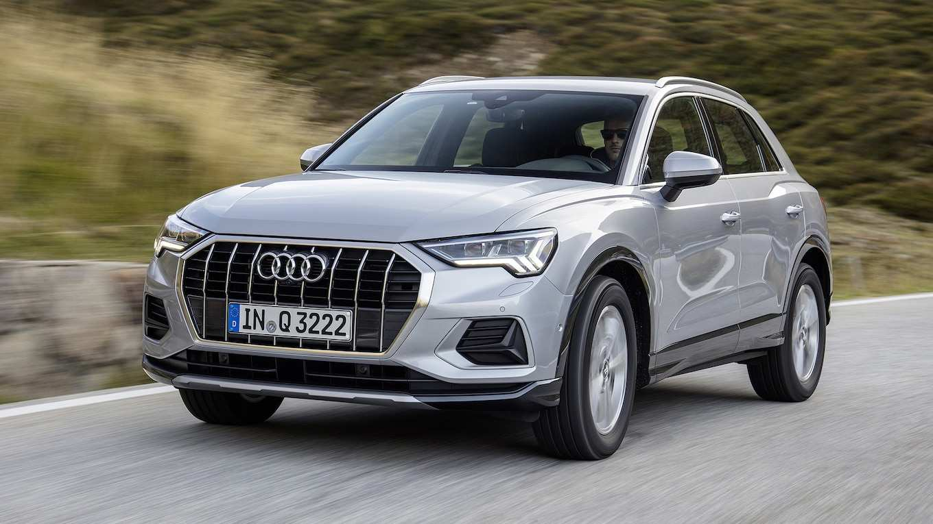 62 New New Audi Q3 2019 Price First Drive Price and Review with New Audi Q3 2019 Price First Drive