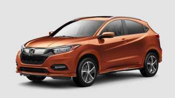62 New The Honda 2019 Hrv Price Spy Shoot Interior by The Honda 2019 Hrv Price Spy Shoot