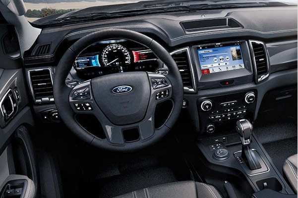 62 The Best Towing Capacity Of 2019 Ford Ranger New Interior Spesification for Best Towing Capacity Of 2019 Ford Ranger New Interior