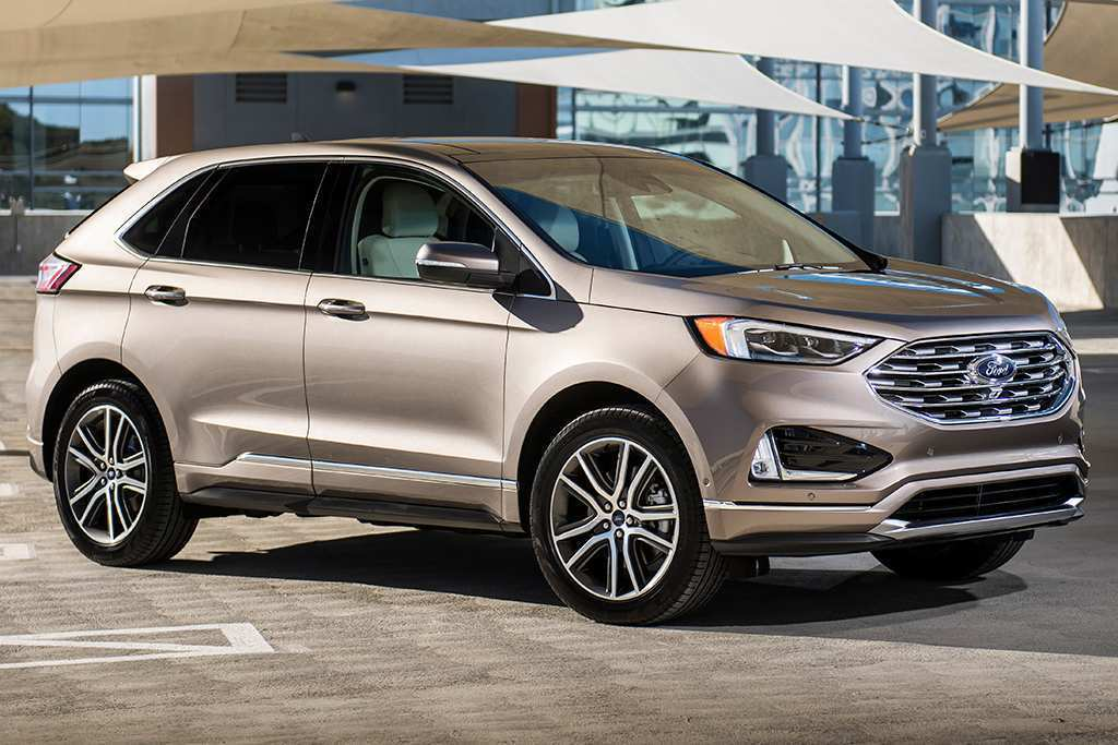 62 The Best When Will The 2019 Ford Escape Be Released Exterior Overview by Best When Will The 2019 Ford Escape Be Released Exterior