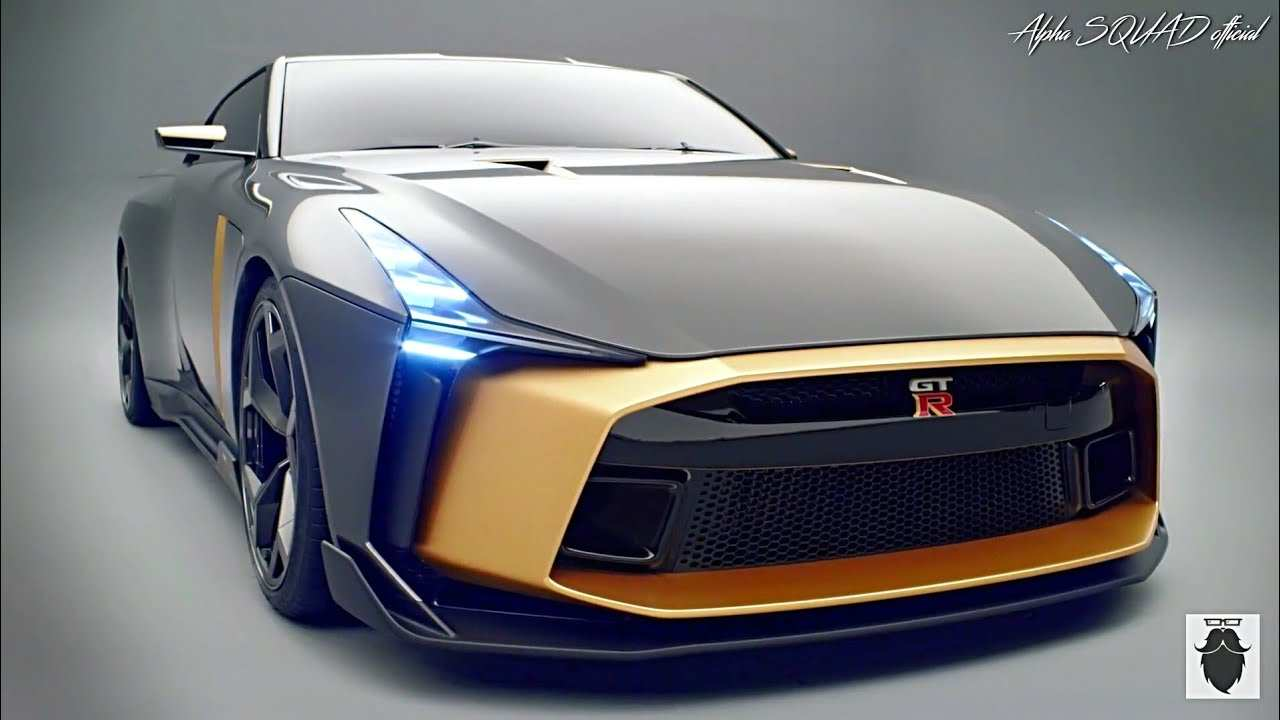 62 The Nissan Skyline 2019 New Concept Ratings with Nissan Skyline 2019 New Concept