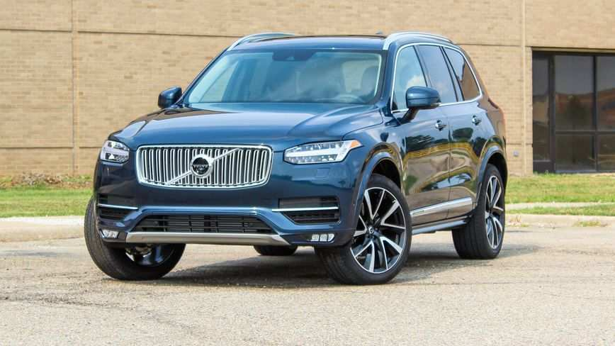 62 The The Volvo Xc90 2019 New Features Release Pictures for The Volvo Xc90 2019 New Features Release