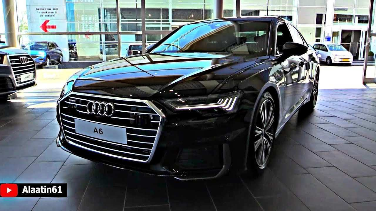 63 All New Audi A6 2019 Geneva Review Concept by Audi A6 2019 Geneva Review