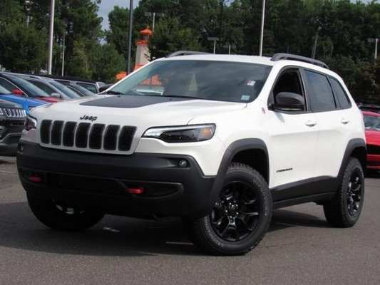 63 All New New 2019 Jeep New Cherokee Trailhawk Elite Spesification Configurations with New 2019 Jeep New Cherokee Trailhawk Elite Spesification