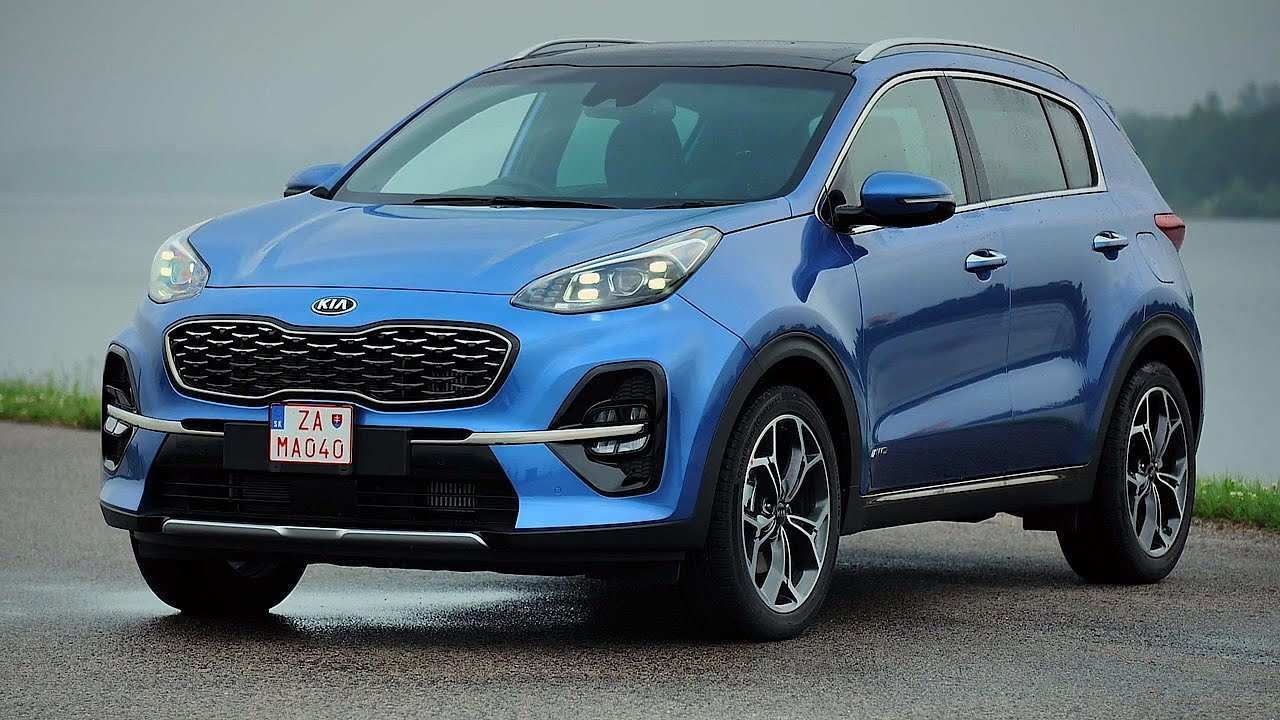 63 Best Review Kia Sportage Gt Line 2019 Speed Test by Kia Sportage Gt Line 2019