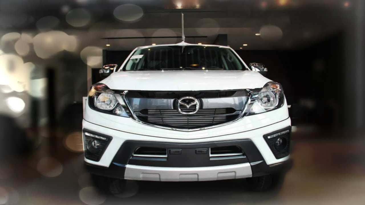 63 Best Review Mazda Bt 50 Pro 2019 New Concept for Mazda Bt 50 Pro 2019