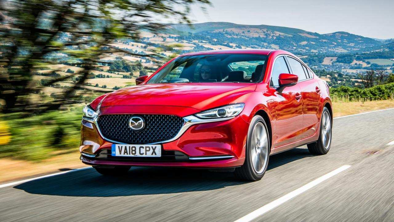 63 Best Review New Mazda 6 2019 Uk Overview Performance and New Engine by New Mazda 6 2019 Uk Overview