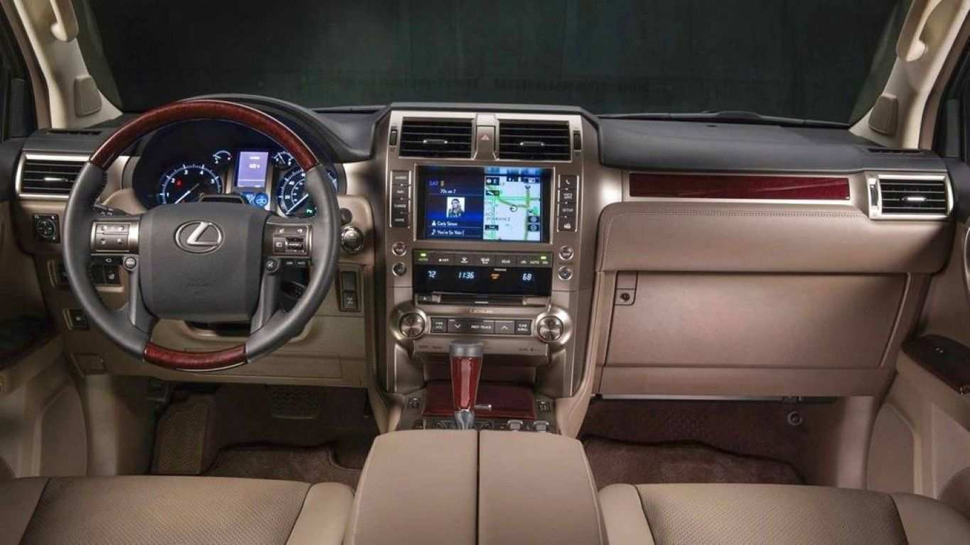 63 Concept of New Lexus Gx 2019 Release Date Interior Photos for New Lexus Gx 2019 Release Date Interior