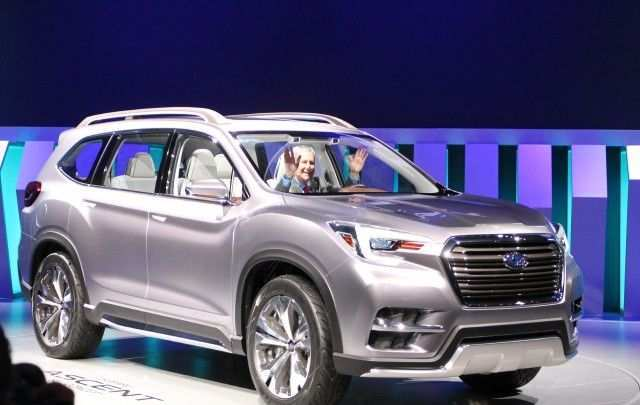 63 Concept of New Subaru 2019 Ascent Colors Spy Shoot Ratings by New Subaru 2019 Ascent Colors Spy Shoot