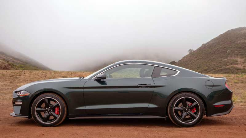 63 Concept of The Ford Bullitt 2019 For Sale First Drive Price Performance And Review Price and Review with The Ford Bullitt 2019 For Sale First Drive Price Performance And Review