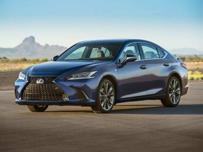 63 Gallery of Are The 2019 Lexus Out Yet Price with Are The 2019 Lexus Out Yet