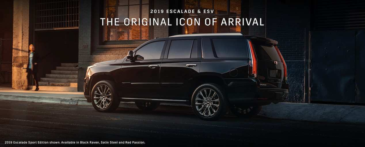 63 Gallery of New 2019 Cadillac Escalade Build New Review Exterior by New 2019 Cadillac Escalade Build New Review