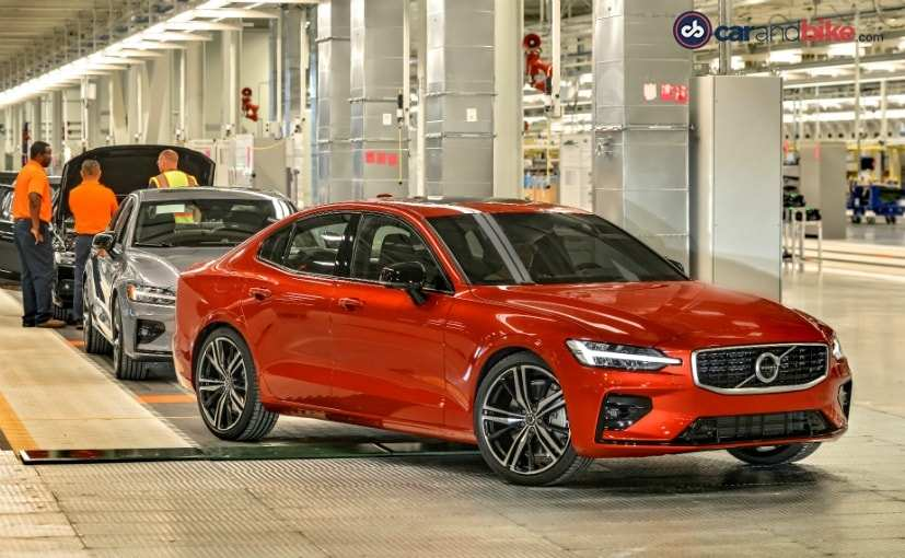 63 Gallery of New Volvo New S60 2019 Release Date And Specs Price for New Volvo New S60 2019 Release Date And Specs