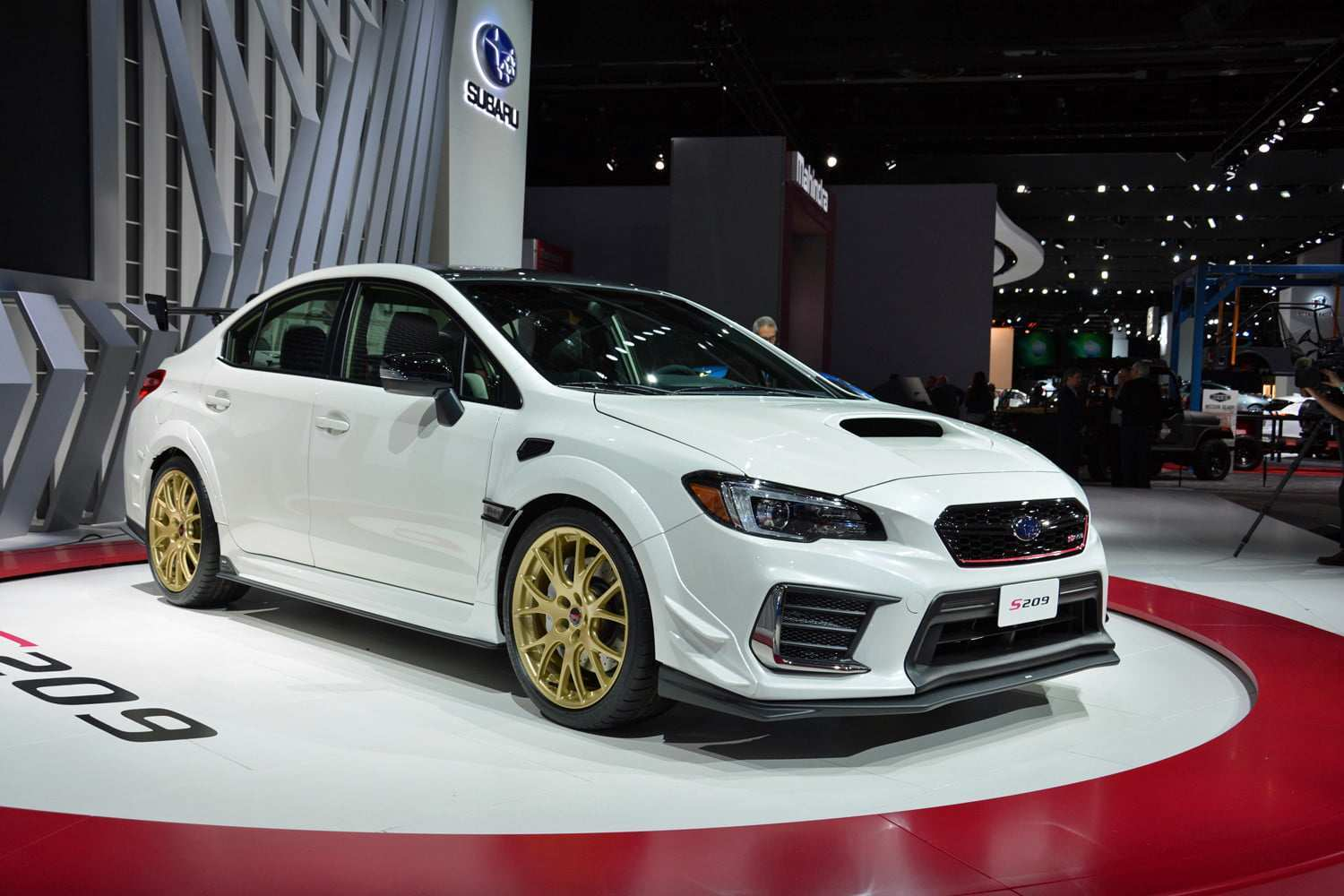 63 Gallery of Sti Subaru 2019 History with Sti Subaru 2019