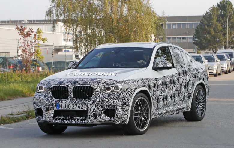 63 Gallery of The Bmw New Suv 2019 Spy Shoot New Review for The Bmw New Suv 2019 Spy Shoot