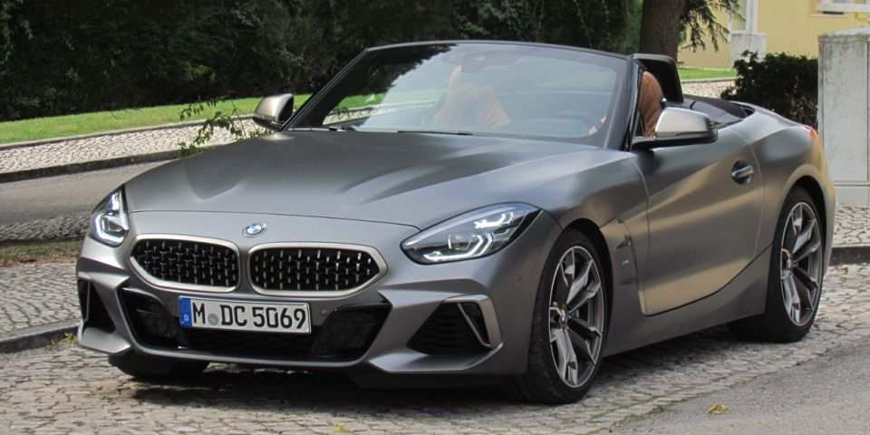 63 Gallery of The Bmw Z4 2019 Engine First Drive Model by The Bmw Z4 2019 Engine First Drive