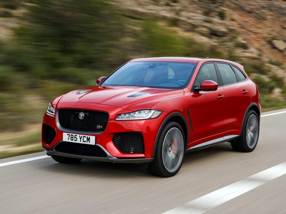 63 Great Best Jaguar 2019 F Pace Review New Review Engine for Best Jaguar 2019 F Pace Review New Review
