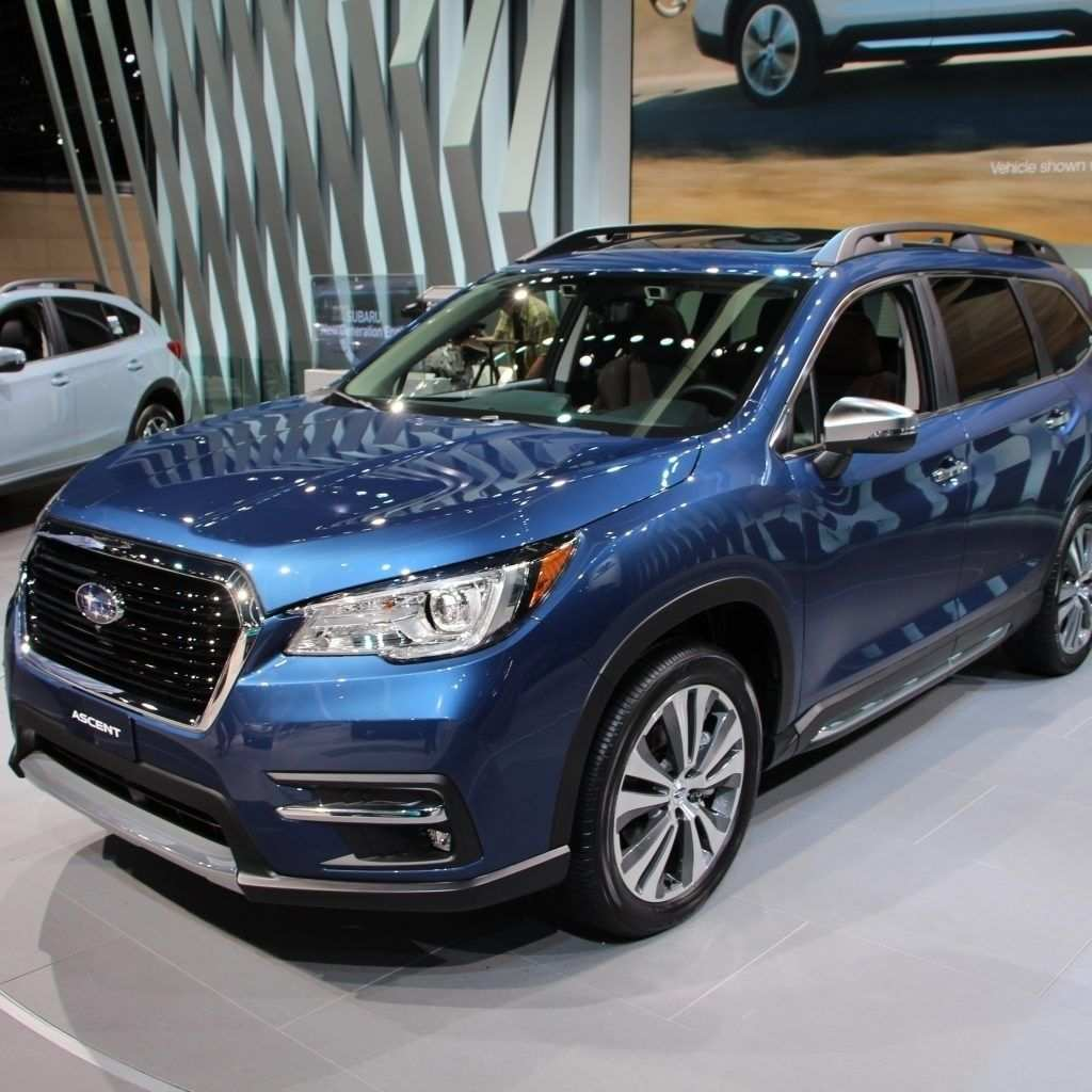 63 Great Best Subaru 2019 Ascent Recall Spy Shoot Specs by Best Subaru 2019 Ascent Recall Spy Shoot