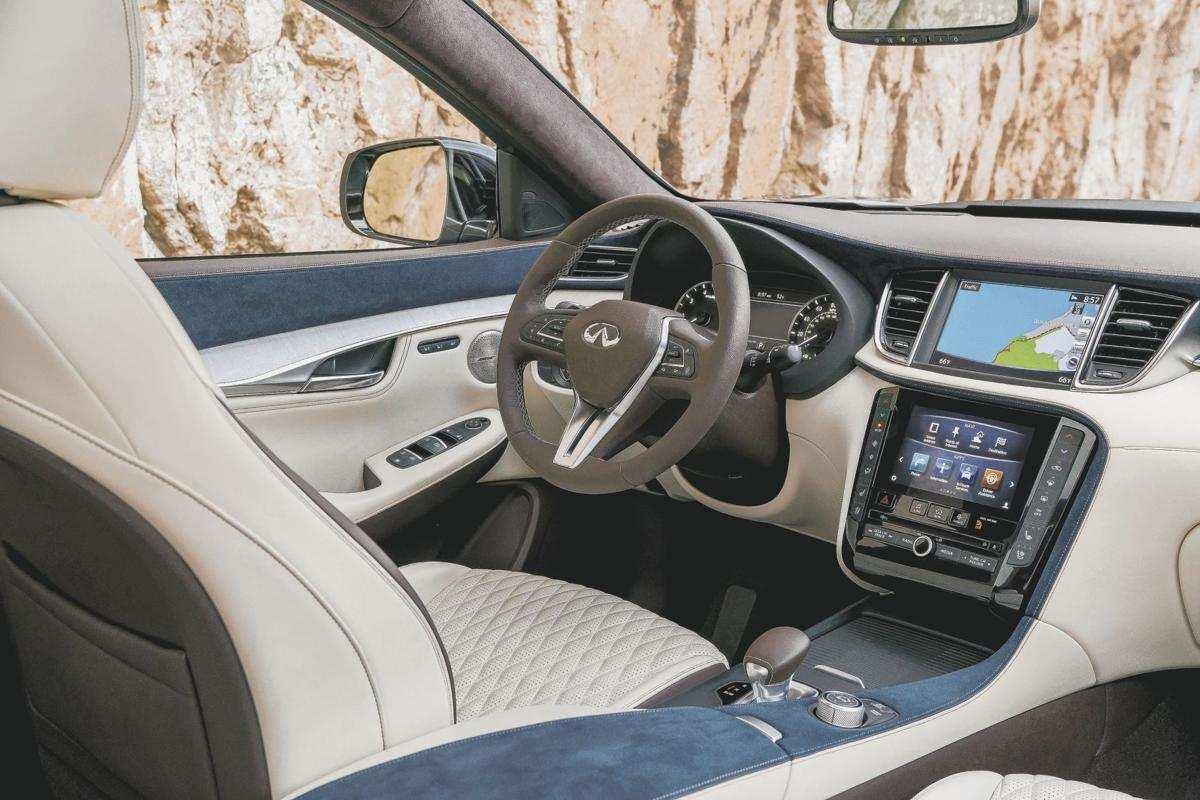 63 Great New 2019 Infiniti Qx50 Fuel Economy Review Redesign and Concept by New 2019 Infiniti Qx50 Fuel Economy Review