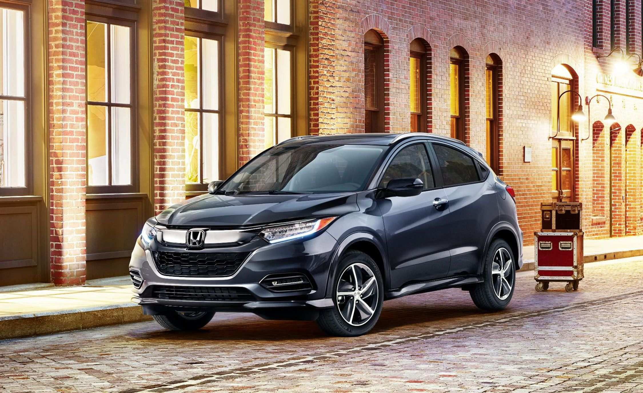 63 Great The Honda Hrv 2019 Canada Spy Shoot Redesign for The Honda Hrv 2019 Canada Spy Shoot