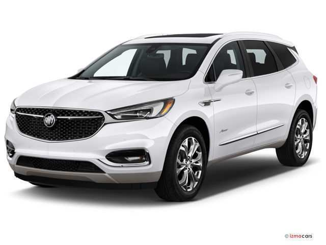 63 New 2019 Buick Enclave Towing Capacity Specs Release Date with 2019 Buick Enclave Towing Capacity Specs