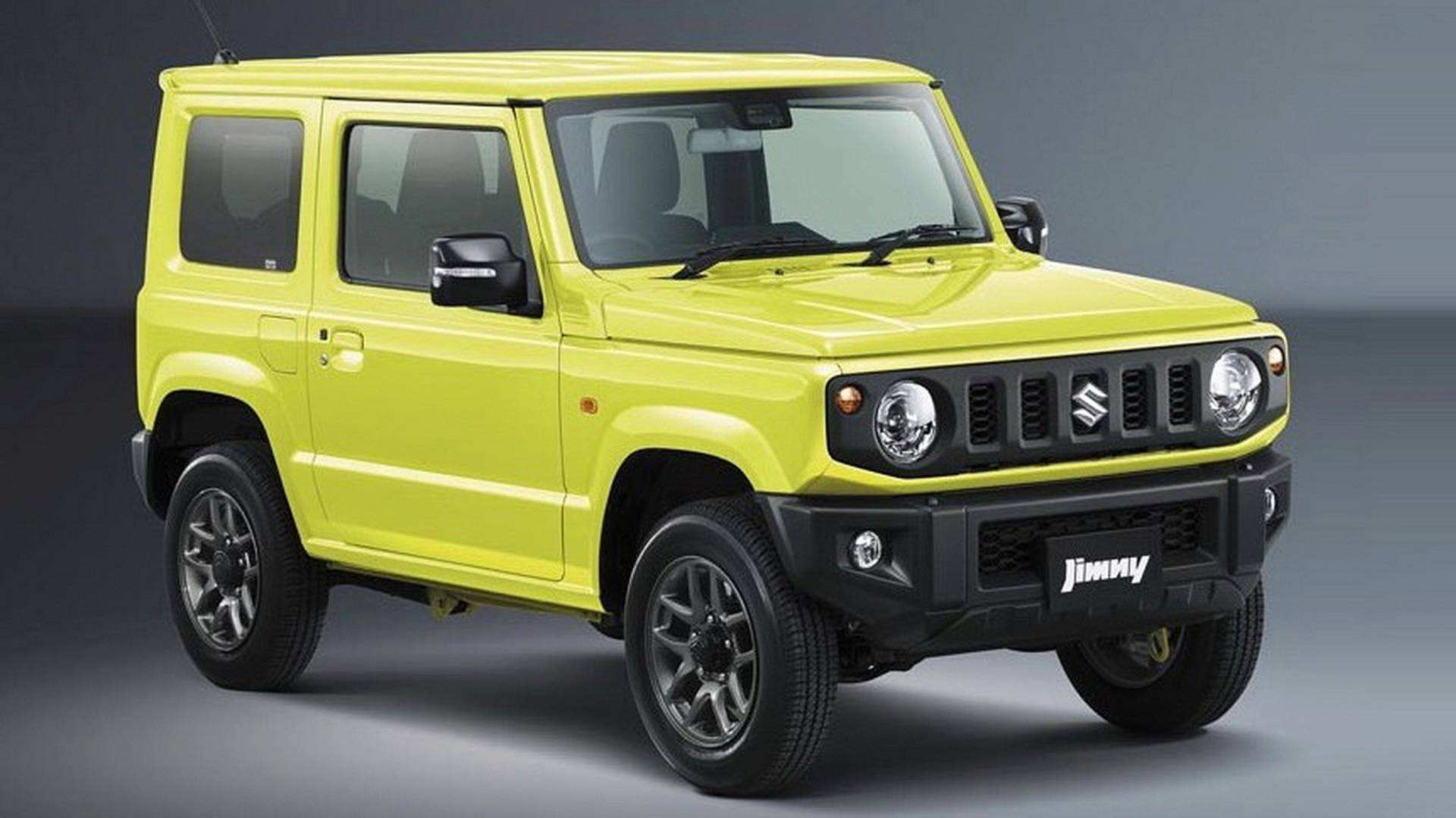 63 New Jimny 2019 Mercedes New Concept Speed Test For Jimny 2019