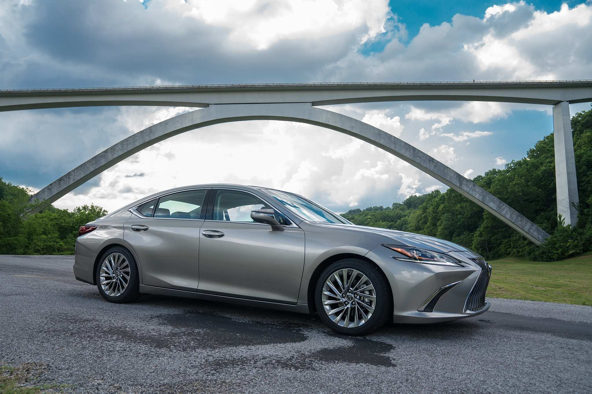 63 New Lexus Es 2019 Debut First Drive by Lexus Es 2019 Debut