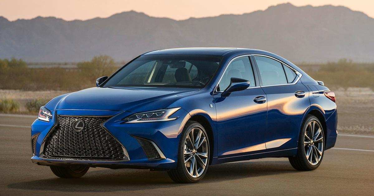 63 The 2019 Lexus Es Hybrid Rumors Style by 2019 Lexus Es Hybrid Rumors