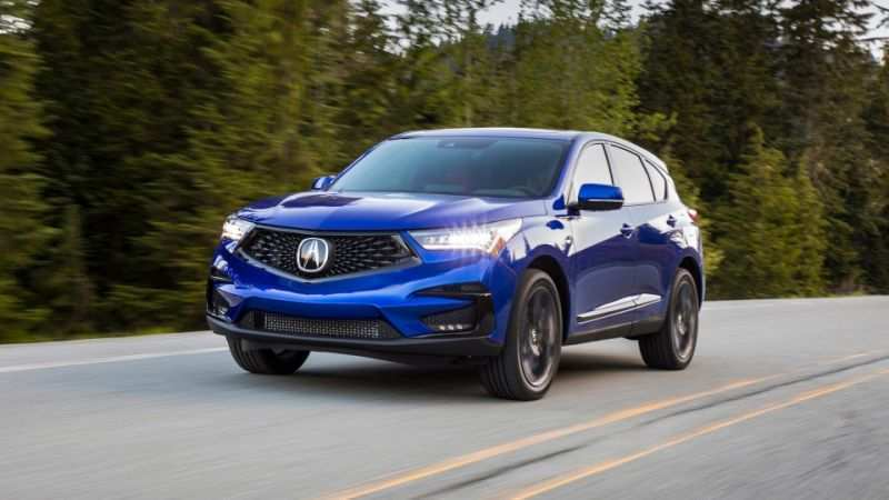63 The Acura 2019 Crossover First Drive Pricing for Acura 2019 Crossover First Drive