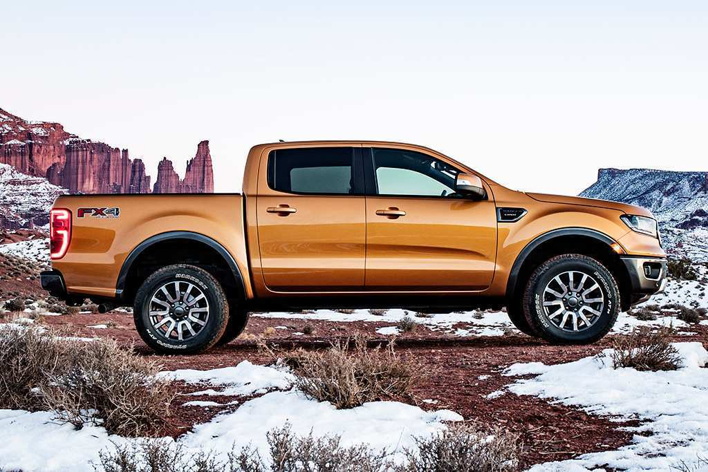 63 The Ford Ranger 2019 Specs Performance And New Engine Redesign for Ford Ranger 2019 Specs Performance And New Engine