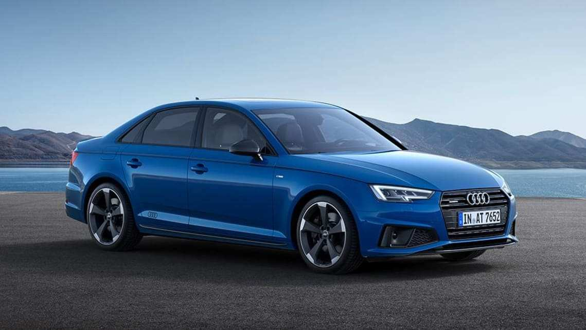 63 The New A4 Audi 2019 Spesification Concept with New A4 Audi 2019 Spesification