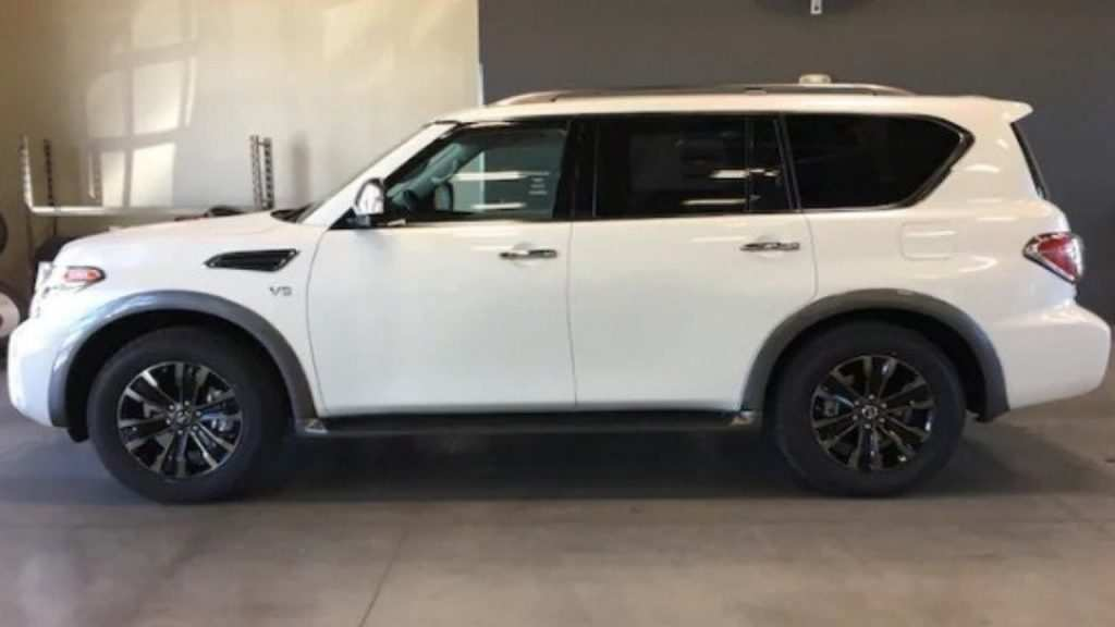 63 The Nissan Armada 2019 Overview Prices with Nissan Armada 2019 Overview
