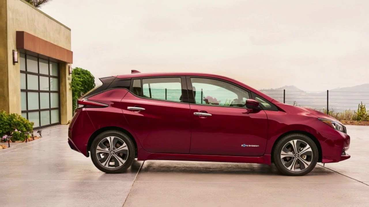 63 The Nissan Leaf 2019 60 Kwh Photos for Nissan Leaf 2019 60 Kwh