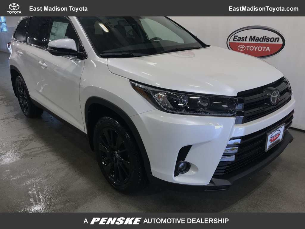 63 The The Toyota Highlander 2019 Redesign Concept Configurations with The Toyota Highlander 2019 Redesign Concept