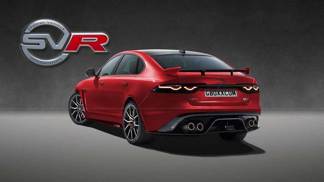 64 All New 2019 Jaguar Xe Svr Reviews by 2019 Jaguar Xe Svr