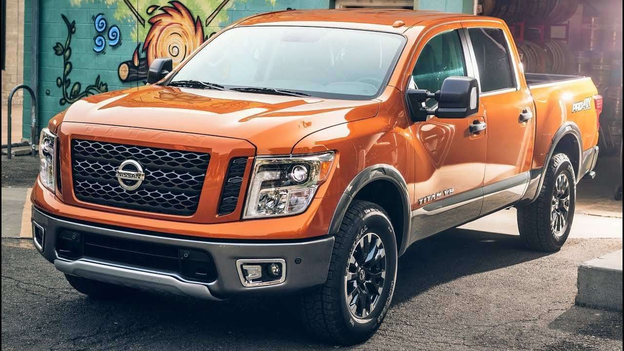 64 All New 2019 Nissan Titan Interior 2 Exterior and Interior for 2019 Nissan Titan Interior 2