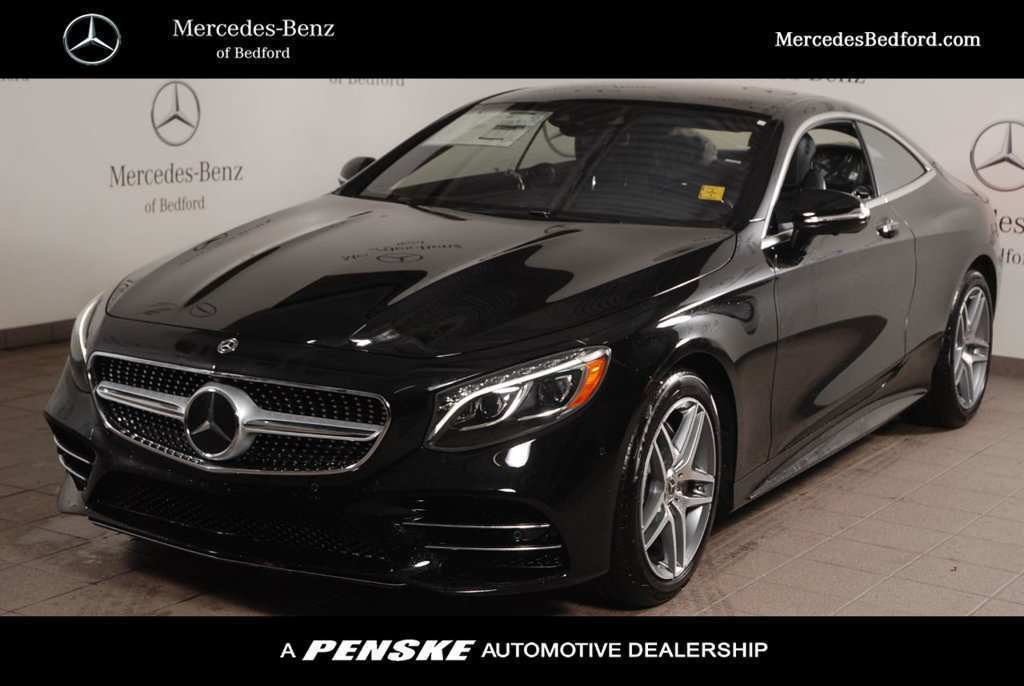 64 All New Mercedes S Class Coupe 2019 Exterior by Mercedes S Class Coupe 2019