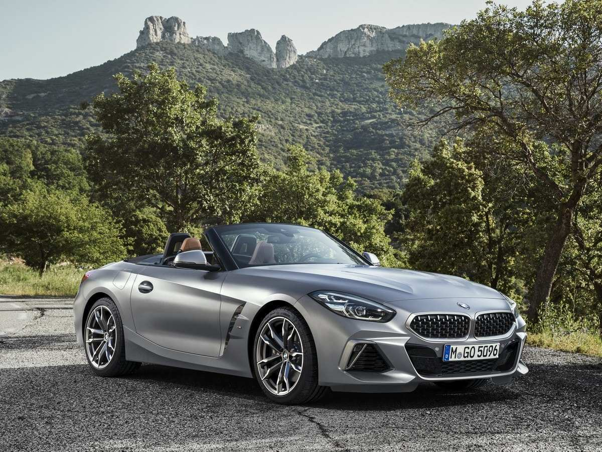 64 All New The Bmw 2019 Z4 Dimensions Specs And Review Picture by The Bmw 2019 Z4 Dimensions Specs And Review