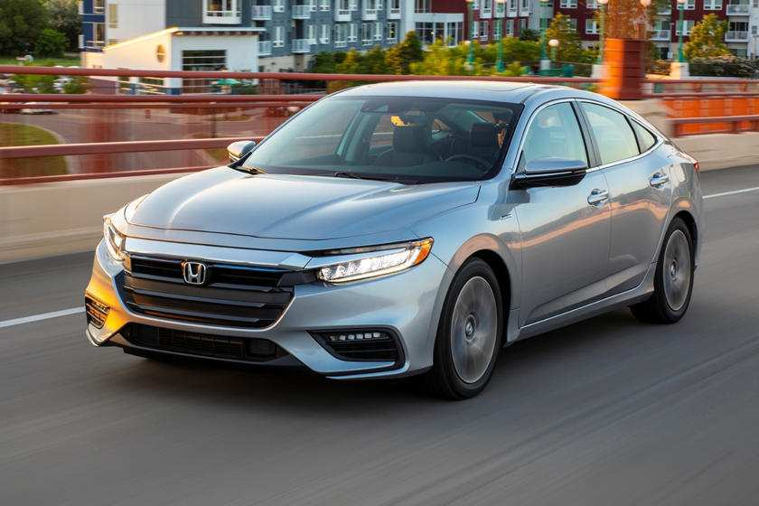 64 All New The Honda 2019 Insight Review Specs Release with The Honda 2019 Insight Review Specs