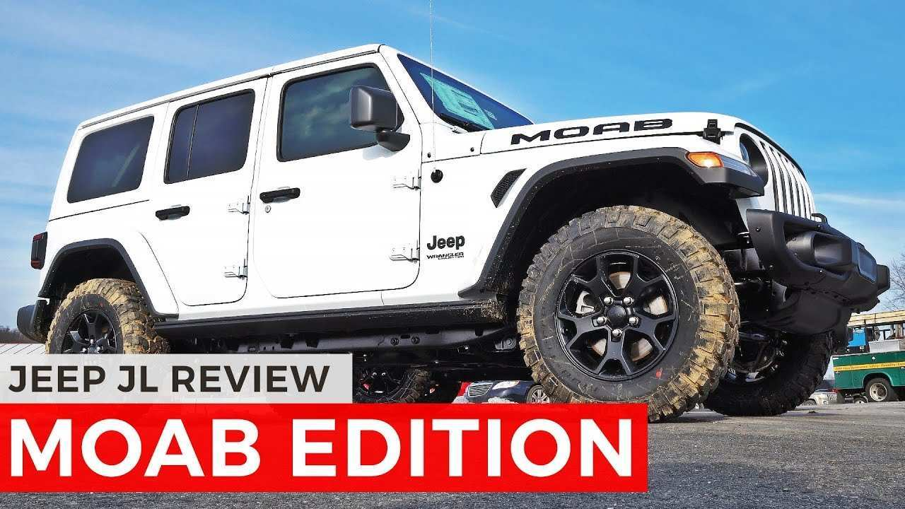 64 All New The Jeep Moab Edition 2019 Review And Release Date Photos for The Jeep Moab Edition 2019 Review And Release Date