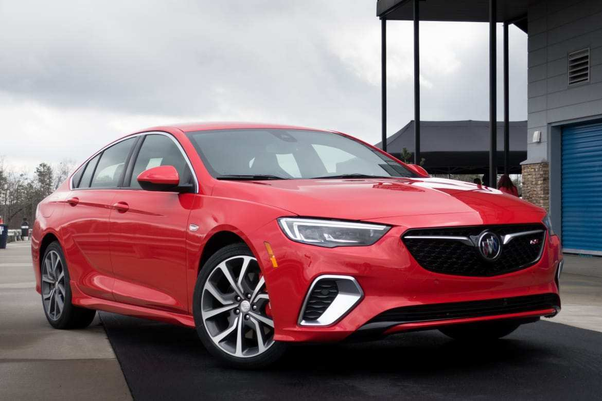 64 Best Review 2019 Buick Regal Avenir First Drive Speed Test with 2019 Buick Regal Avenir First Drive