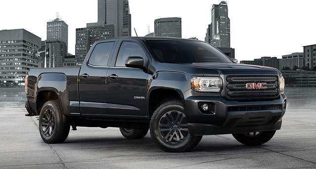 64 Best Review 2019 Gmc Canyon Forum Concept Redesign And Review Spy Shoot with 2019 Gmc Canyon Forum Concept Redesign And Review
