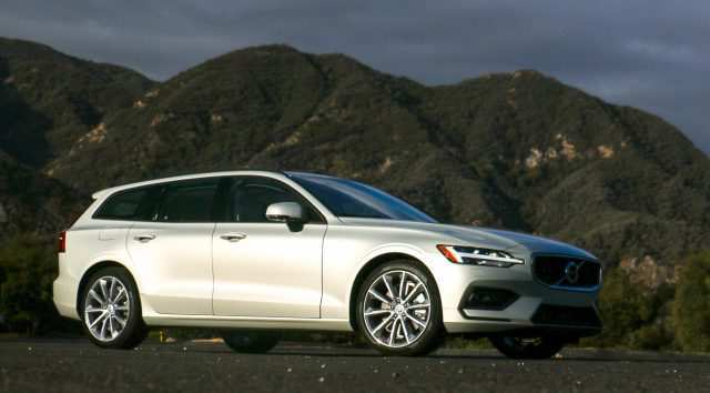 64 Best Review 2019 Volvo Station Wagon Concept for 2019 Volvo Station Wagon