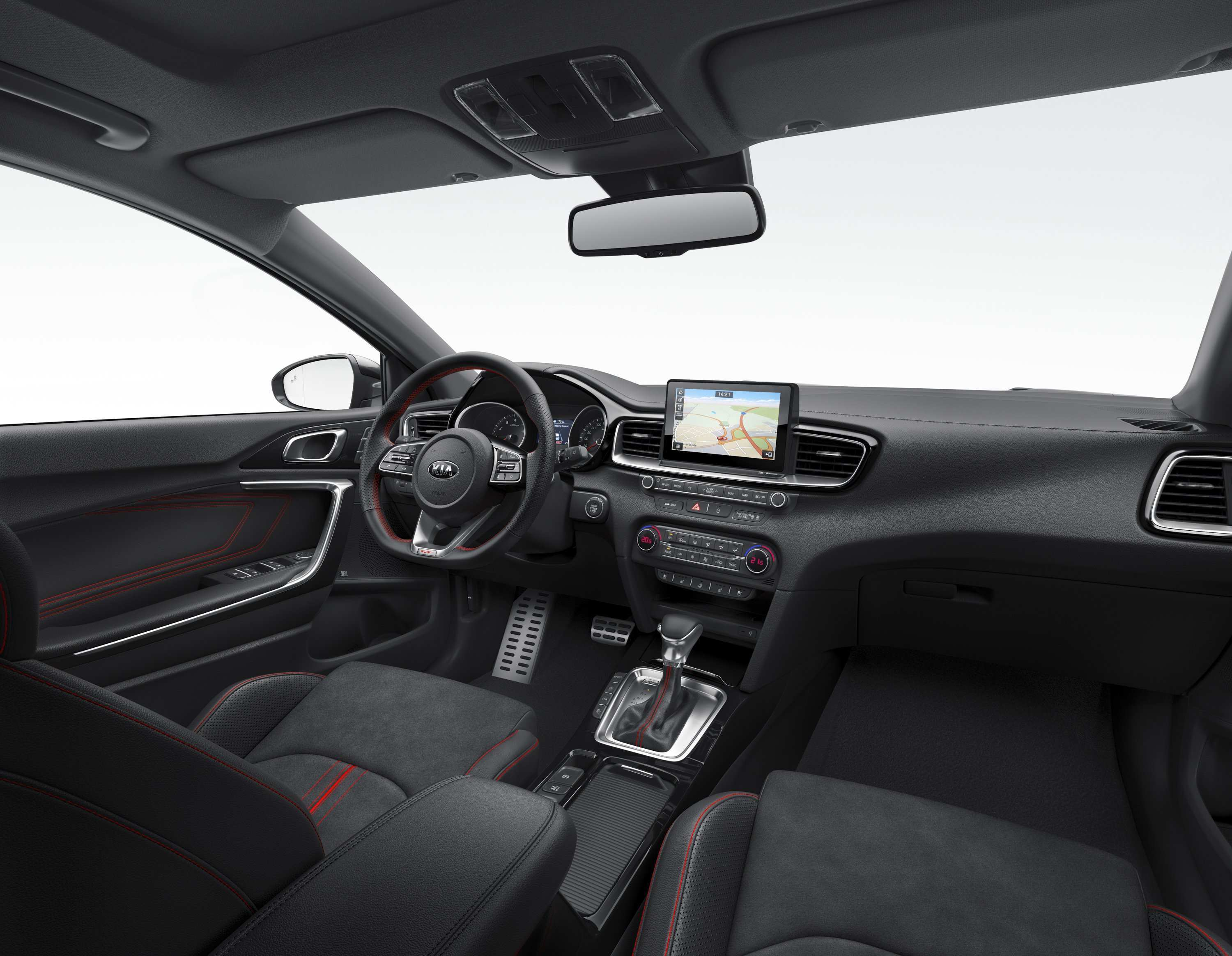 64 Best Review Kia Ceed Gt 2019 Exterior and Interior with Kia Ceed Gt 2019