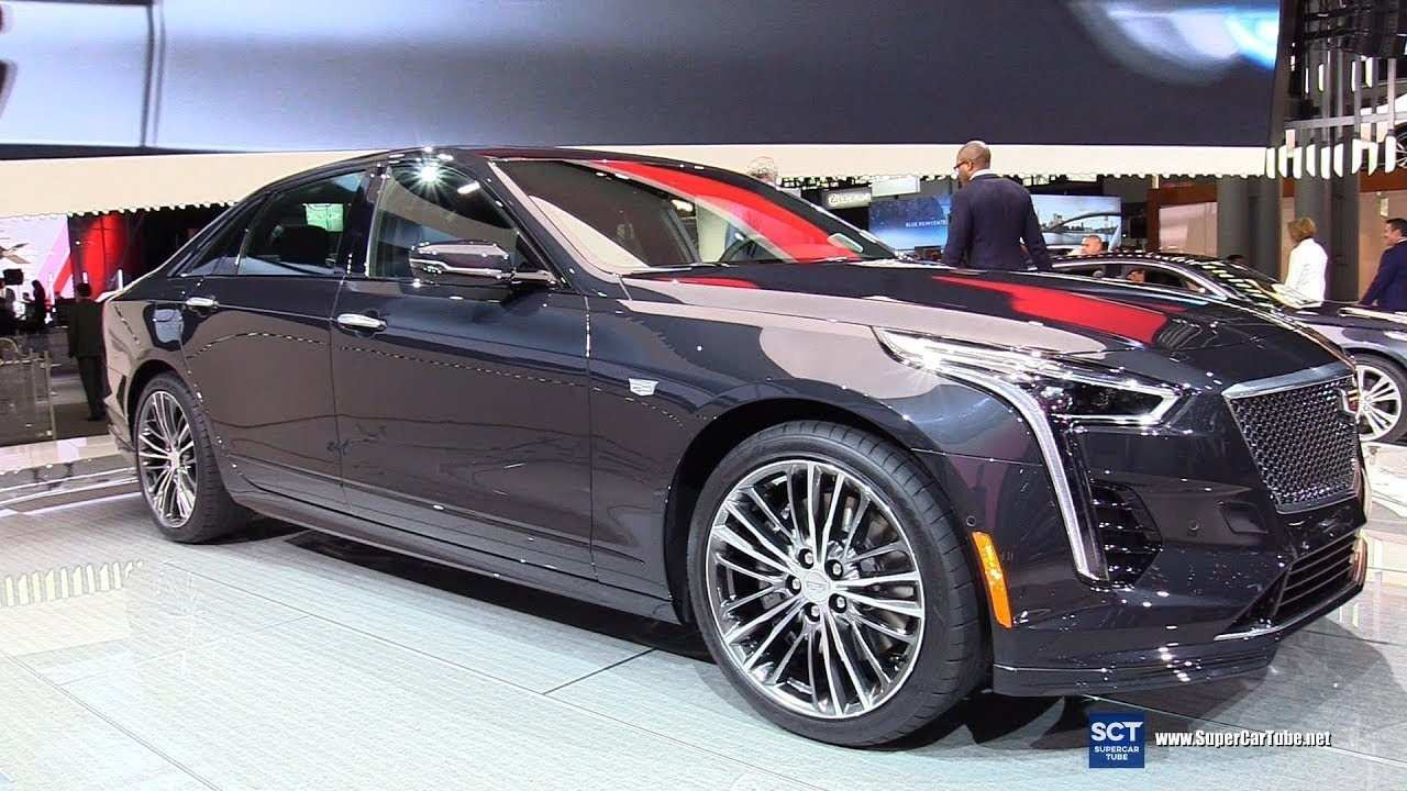 64 Best Review New Cadillac Ct6 V Sport 2019 Picture Release Date And Review Engine for New Cadillac Ct6 V Sport 2019 Picture Release Date And Review