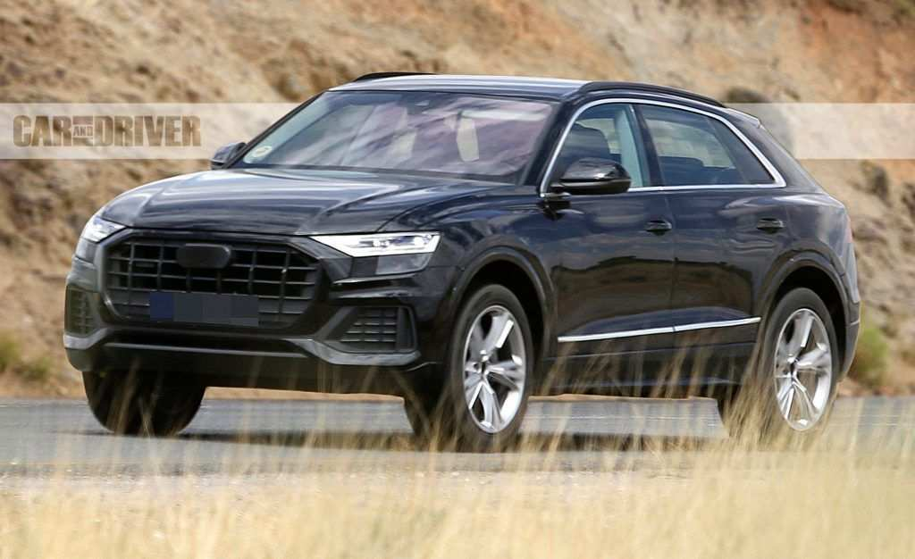 64 Concept of 2019 Audi Q8 Price Review Performance and New Engine with 2019 Audi Q8 Price Review