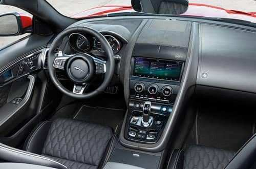 64 Concept of 2019 Jaguar F Type Interior New Review for 2019 Jaguar F Type Interior