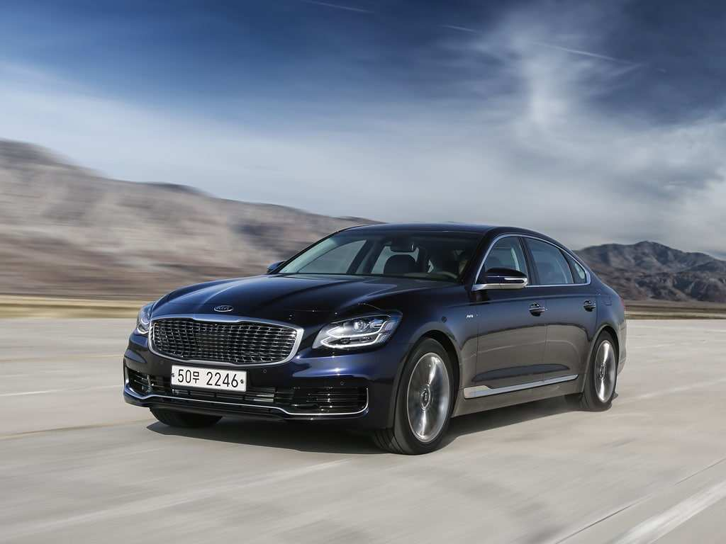 64 Concept of K900 Kia 2019 Specs and Review with K900 Kia 2019