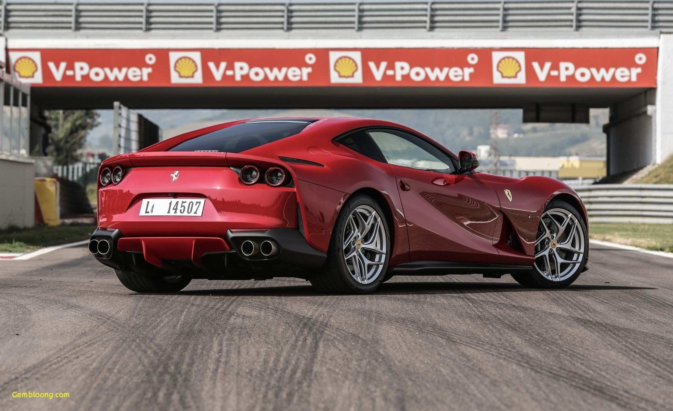 64 Concept of The La Nuova Ferrari 2019 First Drive Spesification with The La Nuova Ferrari 2019 First Drive